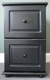black two drawer file cabinet distressed wood file cabinet s black wood distressed two drawer file