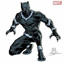 black panther marvel black panther licensing art by joeyvazquez marvel pinterest