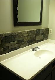 airstone used in our bathroom for the home pinterest