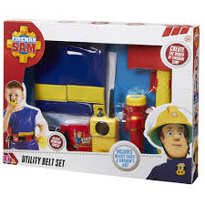fireman sam utility belt jacket u0026 accessories 15 00
