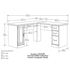 Computer Desk Depth Standard Computer Desk Size Home Design Architecture