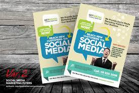 social media brochure template social media brochure template social media marketing flyer