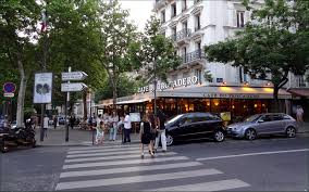 hd photo of cafe du trocadero in paris france page 44
