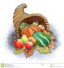 thanksgiving basket royalty free stock photography image 3259417