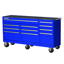 husky tool chest home depot black friday husky 52 in 18 drawer tool chest and rolling tool cabinet set