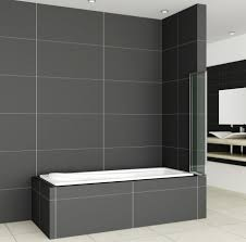 bath screens folding shower screens aica bathrooms ltd