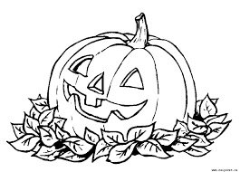 happy halloween pumpkin coloring pages free here