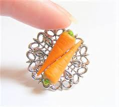 carrot ring food jewelry carrot ring carrots ring one carrot two carrot