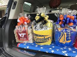 gifts for steelers fans gift baskets elegant steeler gift baskets steeler gift baskets
