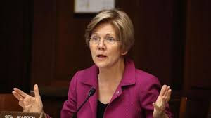 elizabeth warren wants everyone to reclaim control over their data