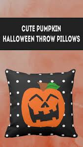 halloween pillow pumpkin halloween throw pillows