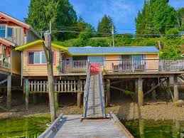 stilt home on the shores of beautiful cowic vrbo