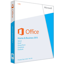 microsoft office home u0026 student 2013 1 pc walmart com