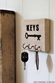 Decorative Key Racks For The Home Keep Track Of Your Keys With These Diy Key Holders