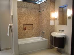 bathroom surround tile ideas glass tile tub surround designs