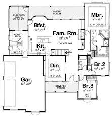 open floor house plans with photos 3 bedroom open floor house plans home deco plans