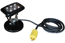 larson electronics magnalight adds magnetic mount led work lights