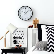 cool desk clocks desk winsome creative 3d bat metal alarm clock unique twin ring