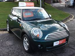 used mini hatch 2007 for sale motors co uk