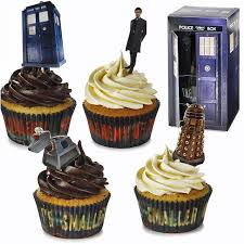 dr who cake topper lakeland doctor who range make bake exterminate merchandise