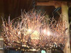 Grapevine Chandelier Allegheny 5 Light Rustic Twig Chandelier Grapevine