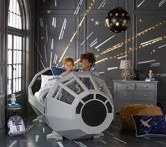 Star Wars Bedroom Furniture by Star Wars Bed Pottery Barn Kids