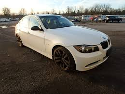 2006 white bmw 325i auto auction ended on vin wbavb13586pt12058 2006 bmw 325i in or