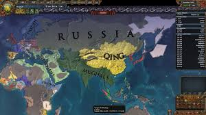 Asia Map Games by The Borders In Asia In My Game Are Awesome Eu4