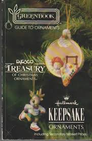 greenbook guide to hallmark keepsake enesco treasury ornaments