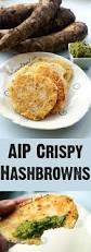 crispy aip hashbrowns u2014 the curious coconut