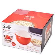 joseph joseph cuisine joseph joseph m cuisine popcorn maker homeware thehut com