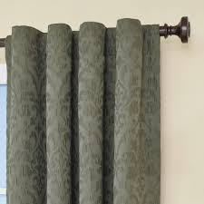 Green Eclipse Curtains Eclipse Curtains Carlita Thermalayer Blackout Window Curtain Panel