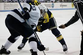 bentley college hockey know your enemy no 17 penn state men u0027s hockey vs mercyhurst