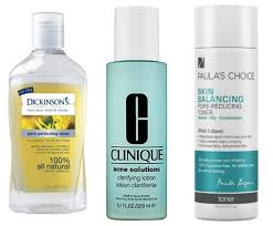 Toner Acne affordable toners for large pores acne prone skin