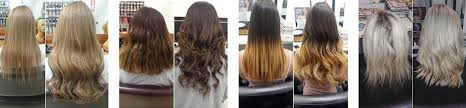 permanent hair extensions installation services superior hair replacement studio