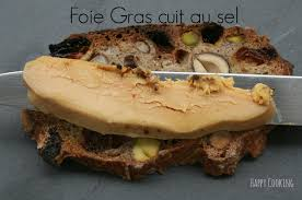 cuisiner foie gras frais foie gras cuit au gros sel cooking