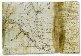 clark map the great calculator william clark and dead reckoning frances