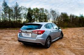 subaru hatchback 2017 subaru impreza 2 0i premium 5 door review u2013 not just competitive