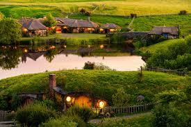 the shire hobbit house visit the shire at the hobbiton movie set