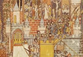 siege of history of the crusades siege of jerusalem 1099