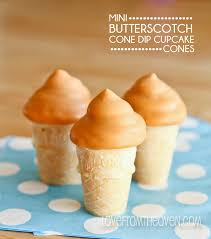 cupcake cones a fun summer treat love from the oven