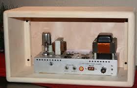 Custom Head Cabinet Rawcabs Filmosound 385 Custom Empty Solid Pine Head Cabinet For