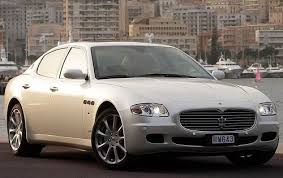 auto 4 porte used 2008 maserati quattroporte for sale pricing features
