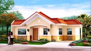 Bungalows Floor Plans by Bungalow House Design With Floor Plan In The Philippines Youtube