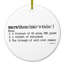 marathon ornaments keepsake ornaments zazzle