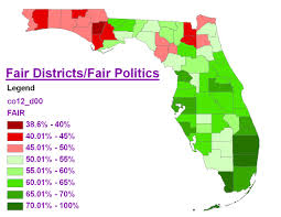 Polk County Florida Map by A Fair Florida Redistricting Map Mattsmaps