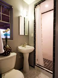 Standing Shower Bathroom Design Three Quarter Bath Hgtv