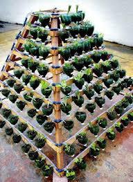 Urban Wall Garden - 13 plastic bottle vertical garden ideas soda bottle garden