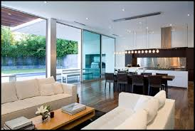 Kitchen And Living Room Design Ideas Interesting Decorating A Rectangular Living Room With A Strong