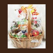 edible gift baskets honey and tea basket edible promotions